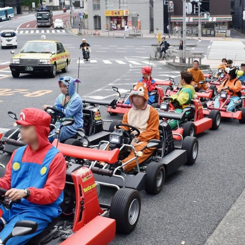 Go-kart firm ordered to pay Nintendo over copyright infringement photo