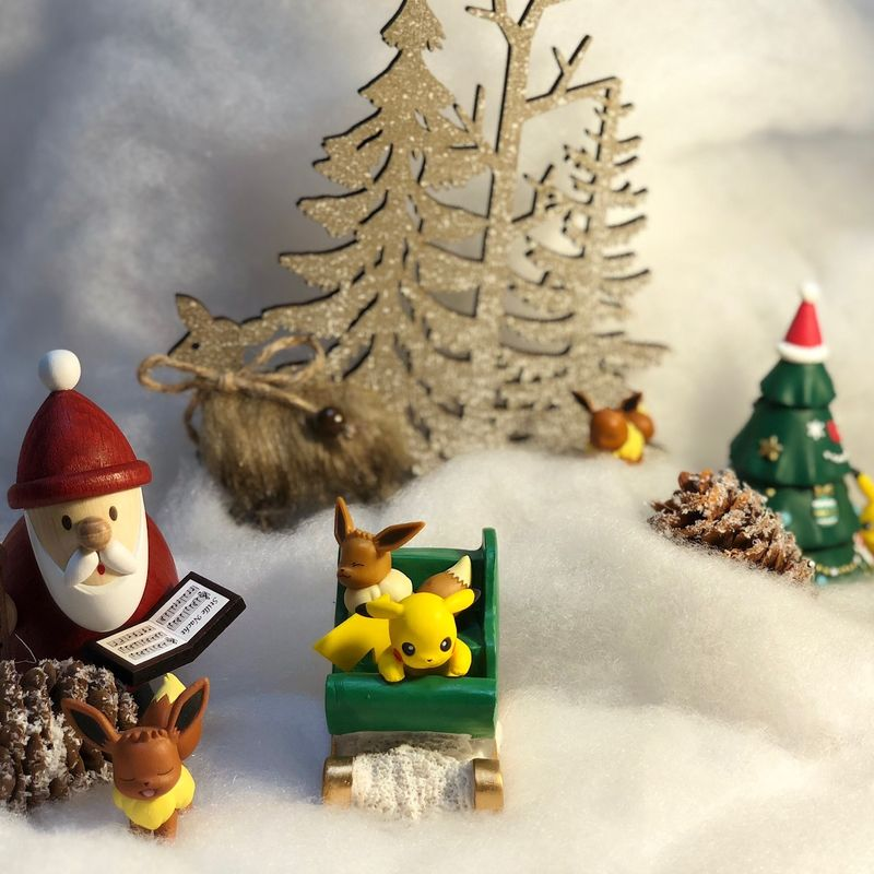 Christmas decorations for nerds photo