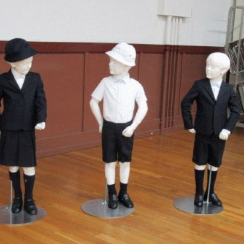 Armani uniform at Tokyo public elementary school spurs parents' complaints photo