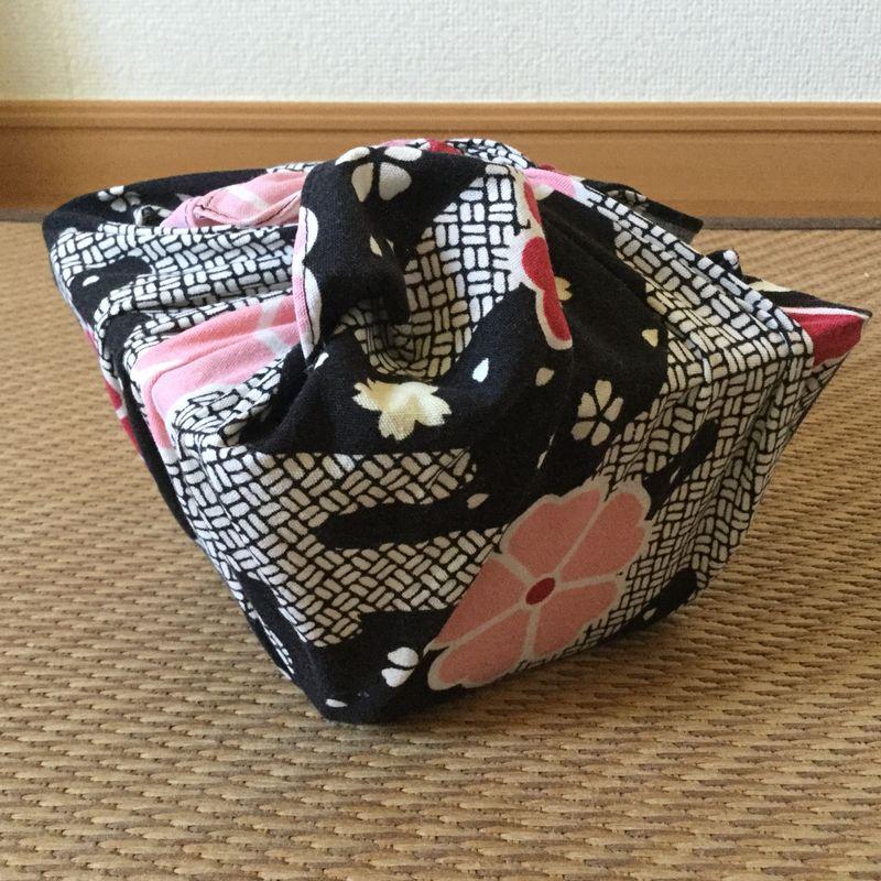 How to use furoshiki every day photo
