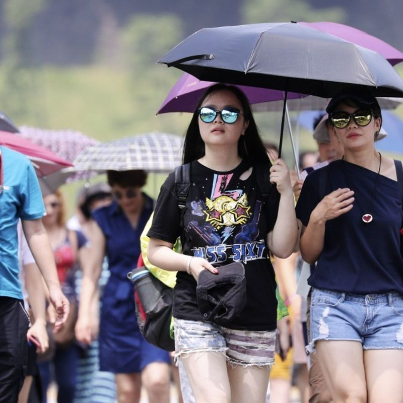 Businesses see hot demand from sweltering heatwaves photo