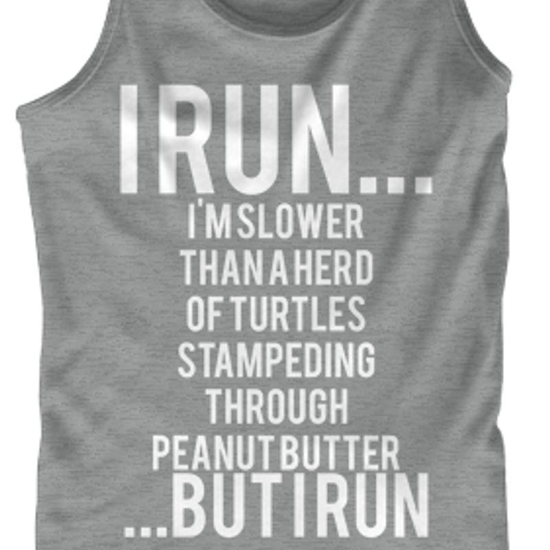 I used to run... photo