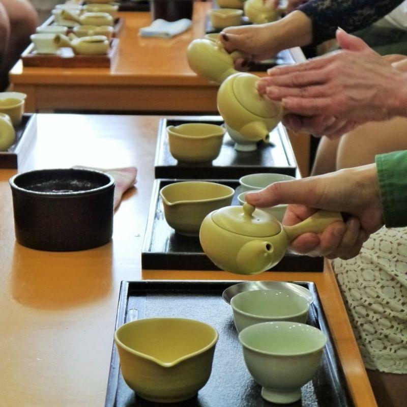 Shizuoka Green Tea Service and Short-lecture Series at Shizuoka O-CHA Plaza photo