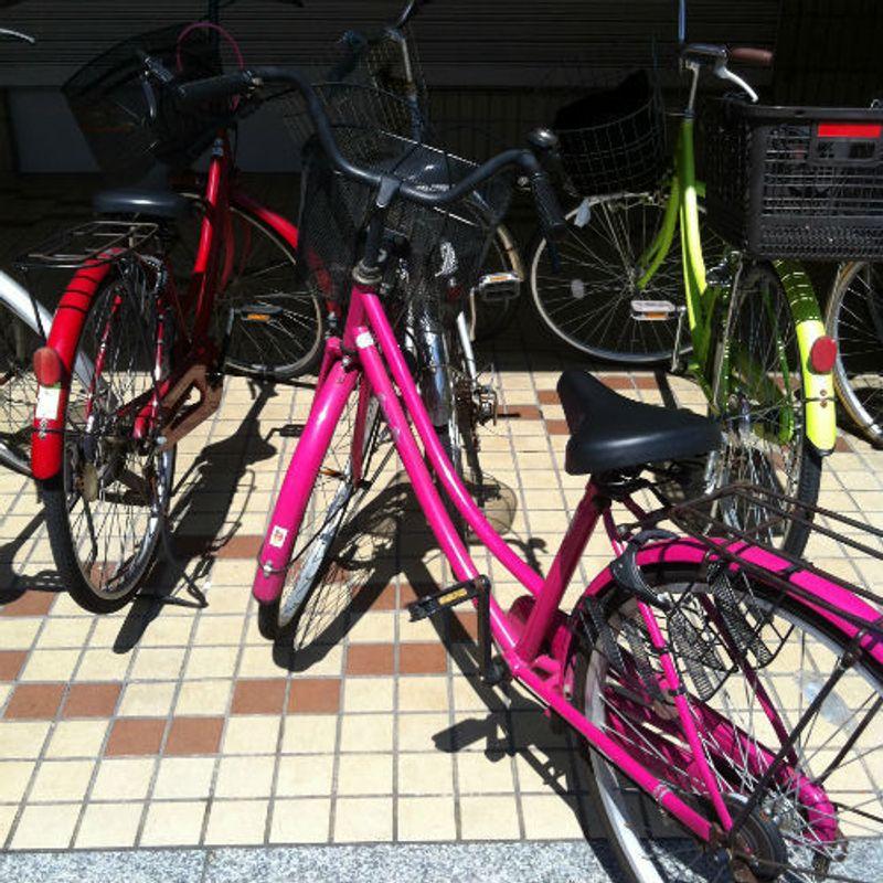 Crazy Bike Parking photo