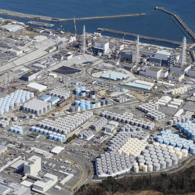 Spent fuel removal at Fukushima nuclear plant delayed by 3 years photo