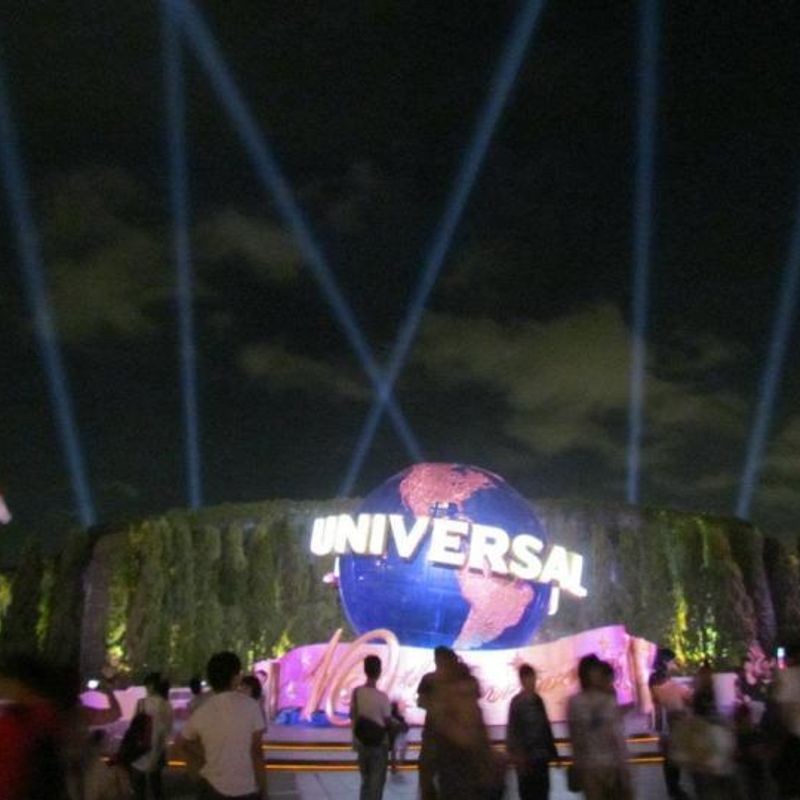 Summer Fun at Universal Studios photo