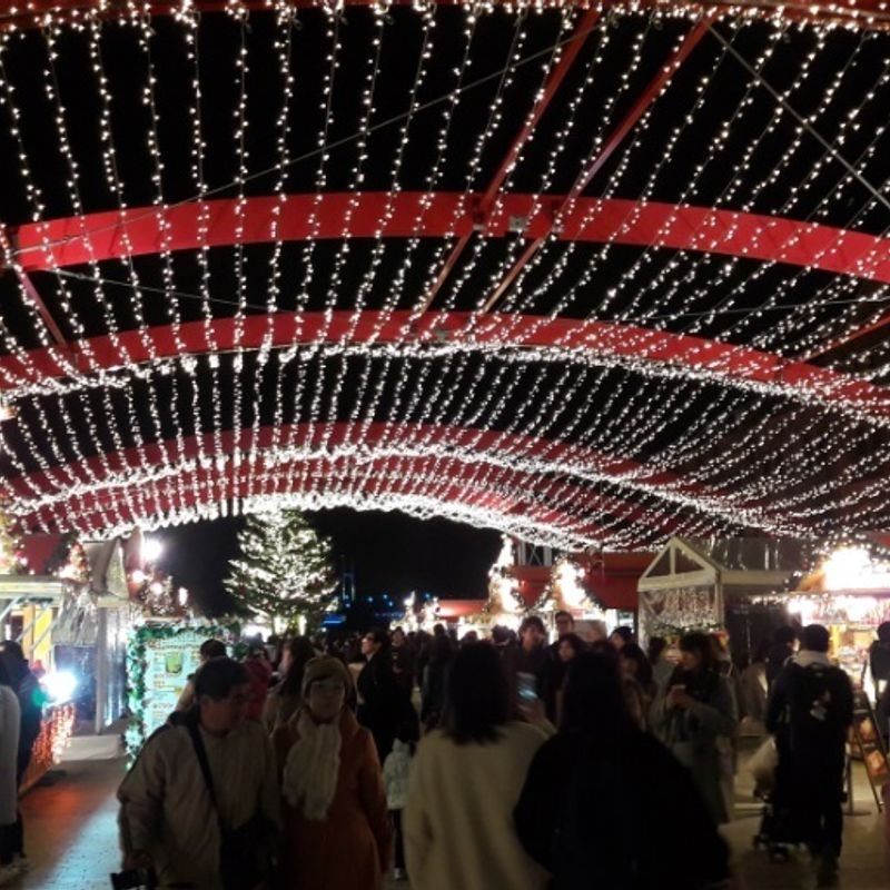 Impressions of Japan: Yokohama Christmas Market 2017 photo