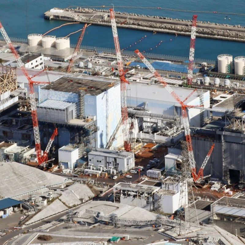Gov't scrapped proposed Fukushima tsunami simulation 9 yrs before crisis photo