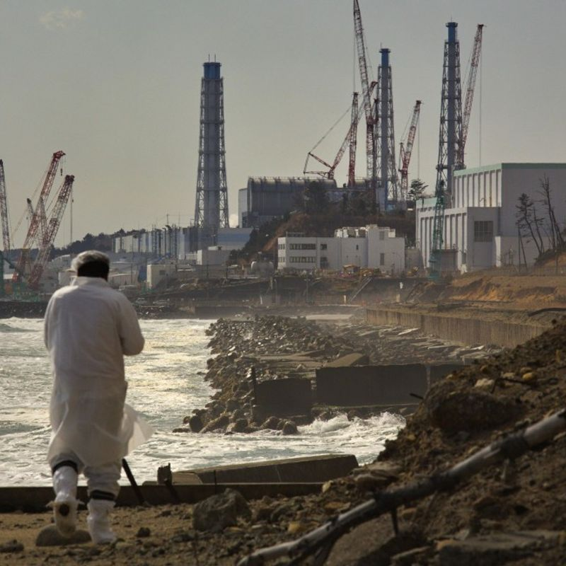 4 firms made foreign trainees join Fukushima radiation cleanup photo