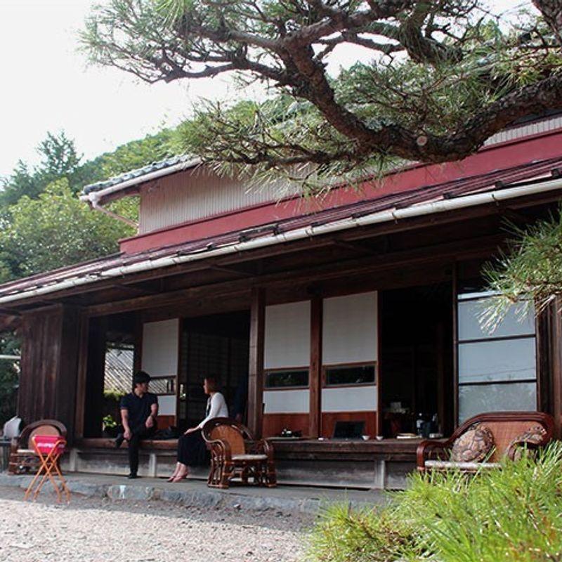 林夏子の「はてしないお茶物語」vol.1 静岡秘境お茶カフェに、おっちゃんに会いに行く♡ photo