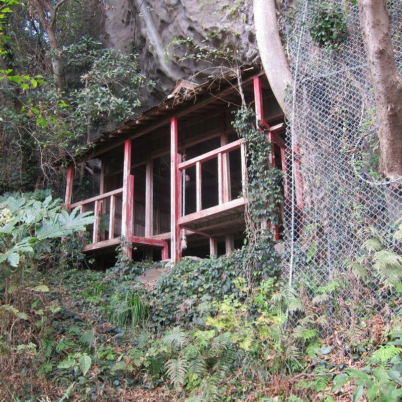 Awa-Katsuyama castle ruin photo