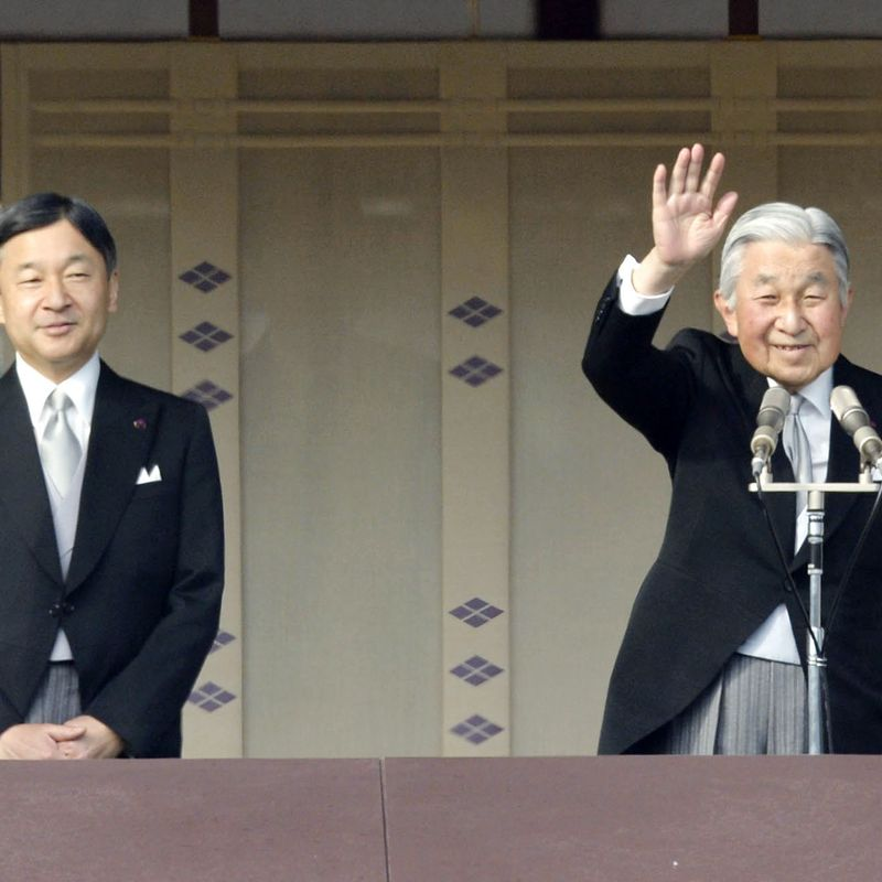 Japan eyes March 2019 for emperor's abdication: gov't sources photo