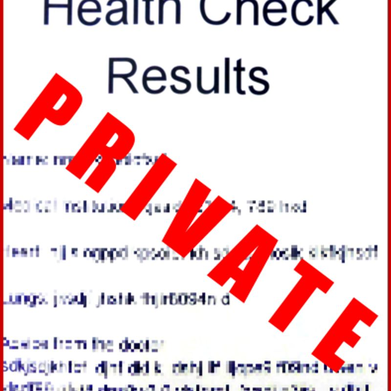 The Kenko Shindan/Health Check In Japan:  Is It Mandatory? photo
