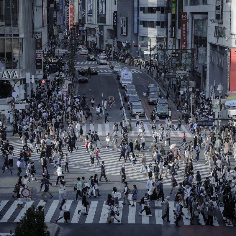 Street savvy Japan: A guide to urban Japanese behavior  photo