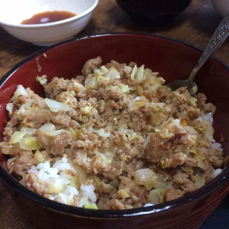New Recipe Idea!! Gyoza-don! photo