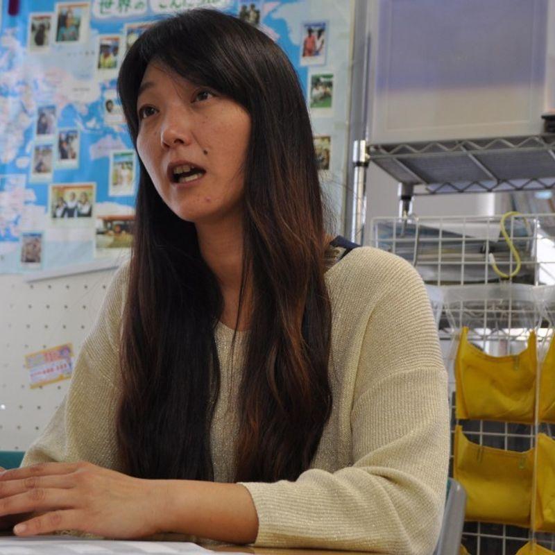 日本の選挙で外国人の声が聞こえない photo