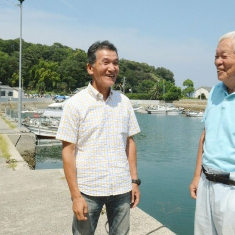 Residents woo new settlers to revive western Japanese island photo