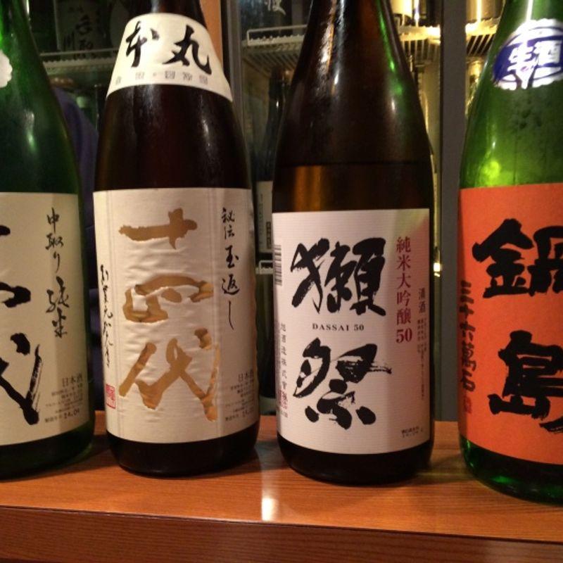 Delicious restaurant of the best SAKE in Tokyo photo