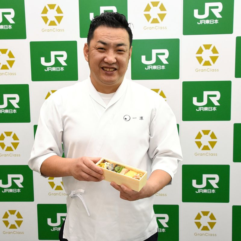 JR East serves up local flavors on renewed Gran Class service photo