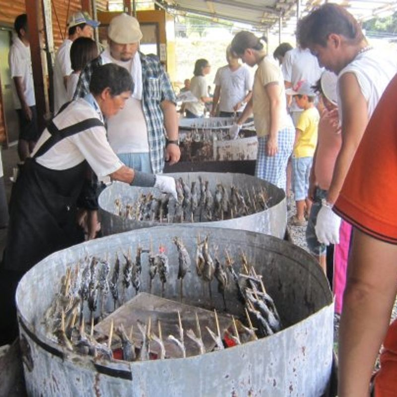 Catch your fish, bake and enjoy: Tainai Fishing and Boat Park photo