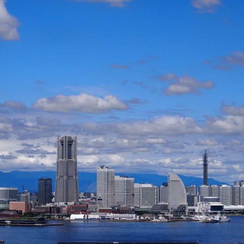 How much does it cost from Tokyo to Yokohama by train? photo