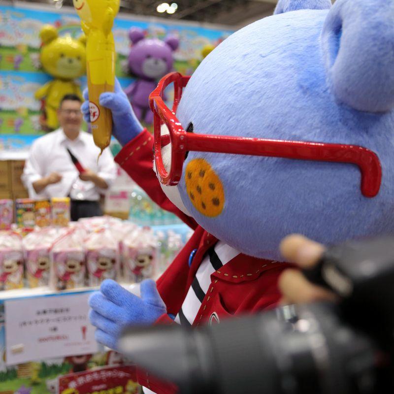 International Tokyo Toy Show 2018: Market showcase going strong despite population decline photo