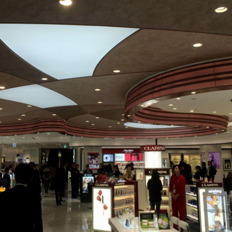A Look Inside Tokyu Plaza Ginza photo