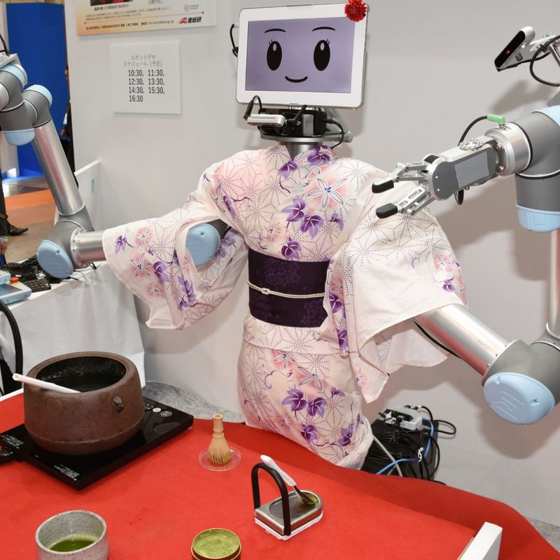 CEATEC JAPAN 2018: Highlights from the Future of Things photo
