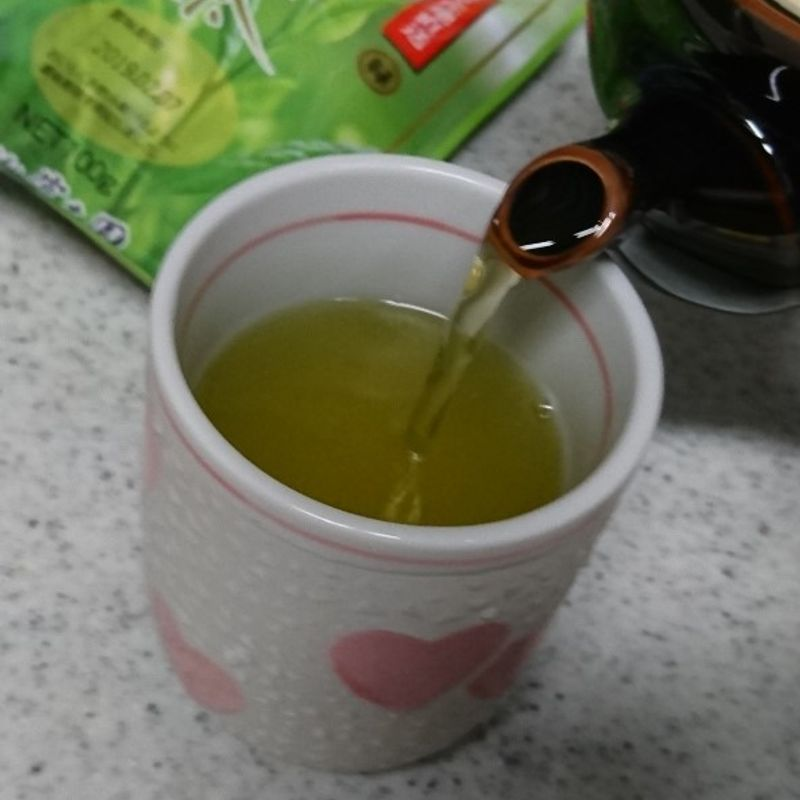 Delicious Shizuoka Green Tea (With Helpful Packaging) photo