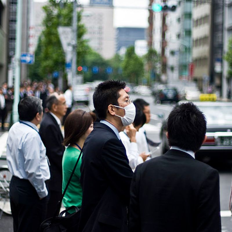 Pros and cons of working in the city vs the country in Japan photo