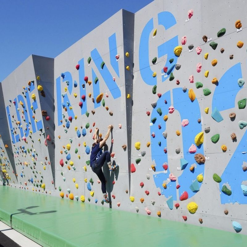 Multisport facility in Tokyo gives beginners a taste of 2020 Olympics photo