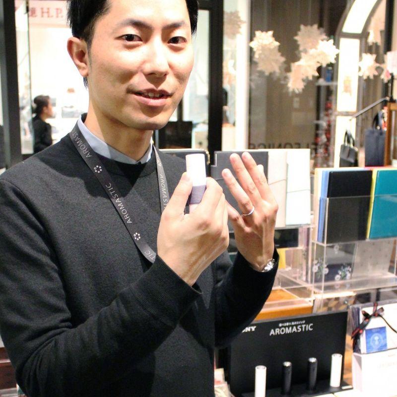 "Sony exploring ways to promote its ""aromatic Walkman"" photo"