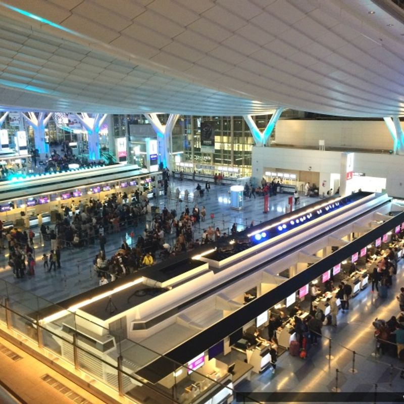 Haneda Airport, Tokyo: A first-timer's guide to international travel photo