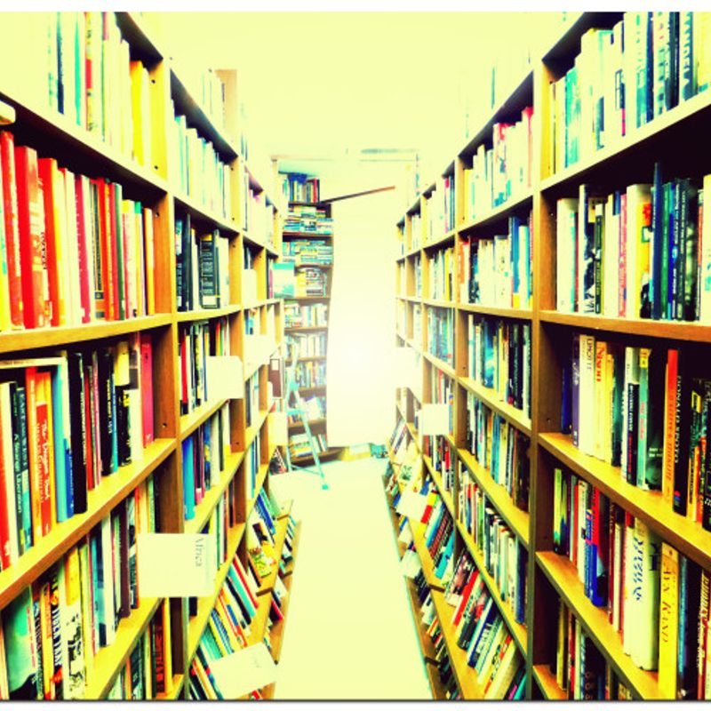 Buying Second-Hand Books in Tokyo photo