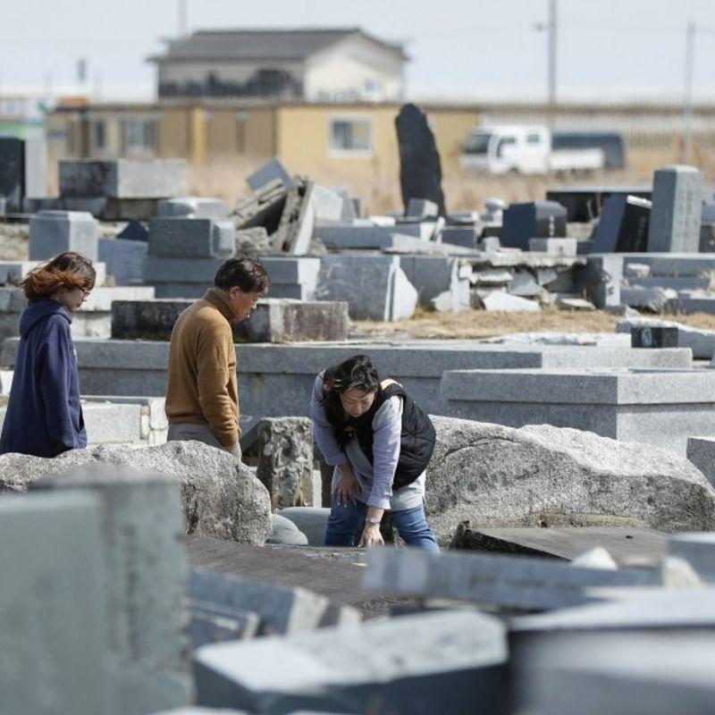 Japan marks 8 yrs since quake-tsunami that caused Fukushima crisis photo