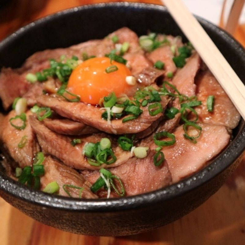 Jingiskan? Lamb don? Mutton don? What's in a name when it tastes this good? photo