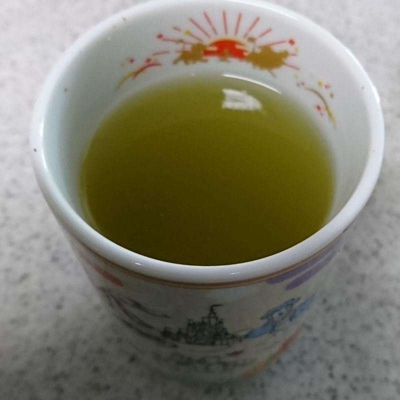 Gifted Green Tea from Kakegawa: Glorious! photo