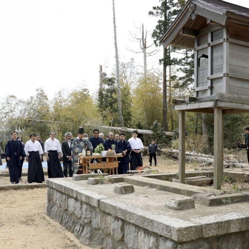Disaster-hit Fukushima shrines eye consolidation as key to survival photo