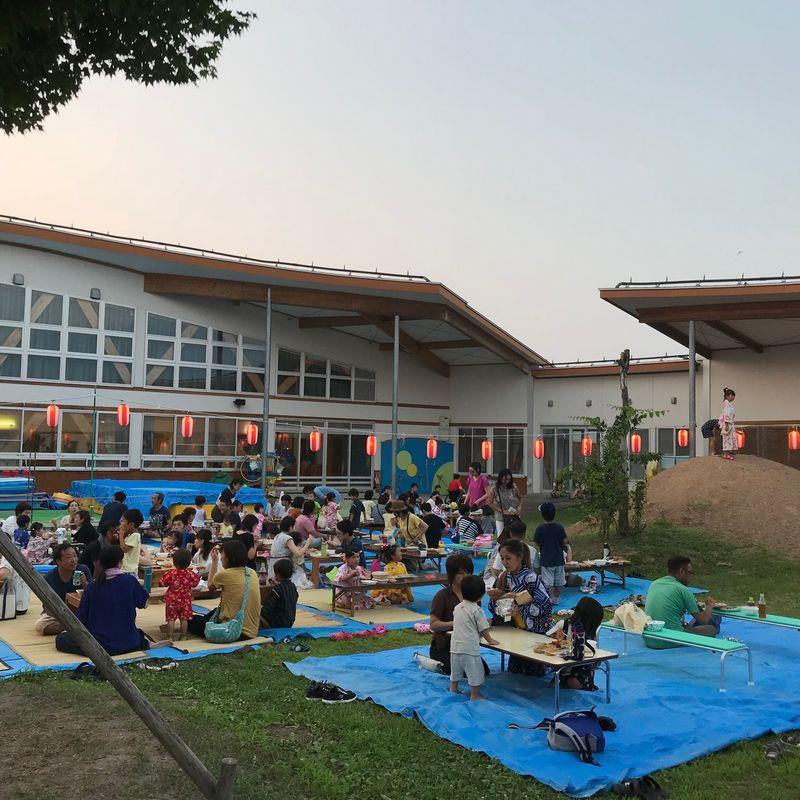 Awesome Japan: School Natsu Matsuri Edition photo