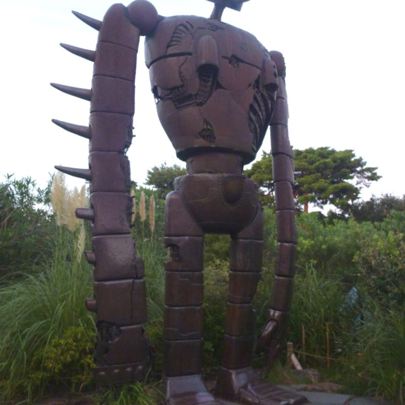 How Much Does it Cost to Visit the Ghibli Museum? photo