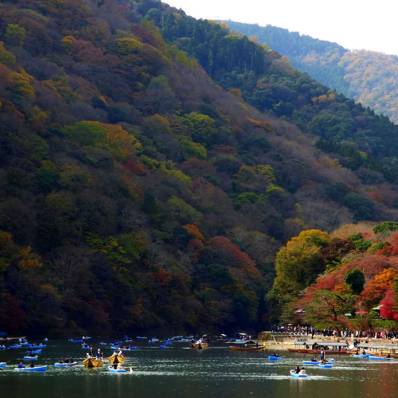 Best spots for viewing autumn leaves in Kansai, how much it costs to get to them photo