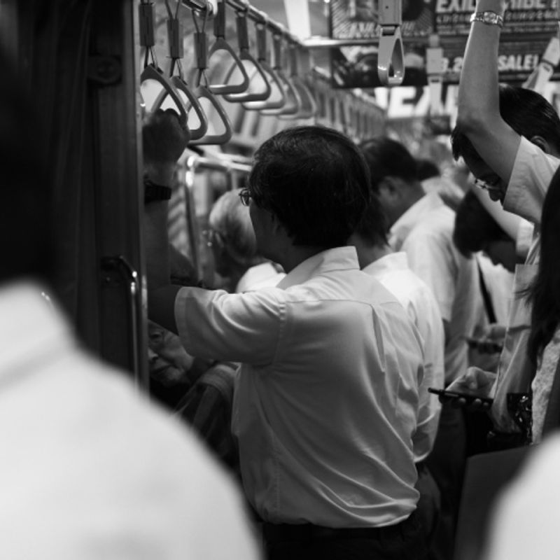 Could these train lines make for the 10 worst commutes in Tokyo? photo