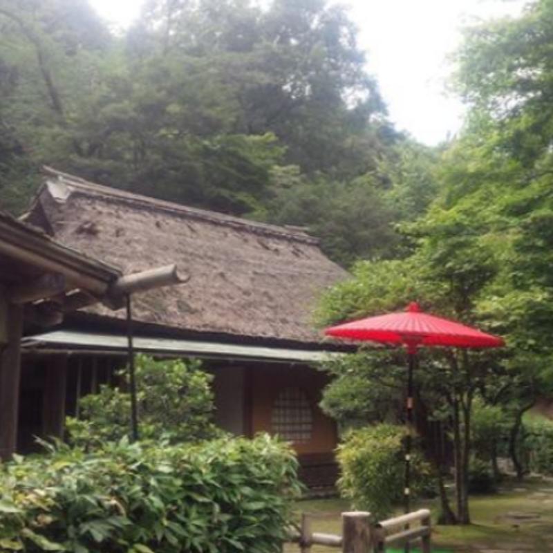 Tea ceremony in Kiryu, Gunma photo