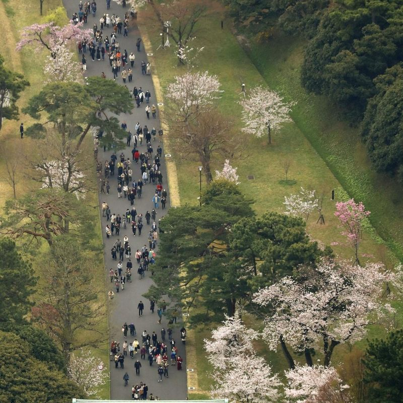 Security to be tightened in central Tokyo in preparation for new era photo
