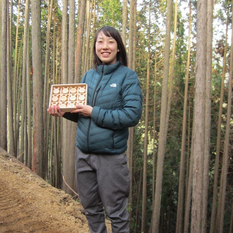 Forestry industry growing in appeal to young women photo