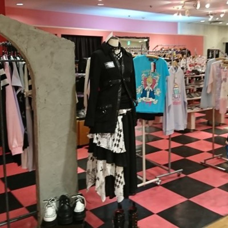 The Punk/Lolita/VK Shops of Sendai photo