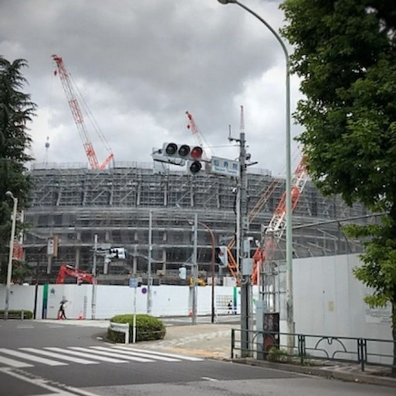 Missed Opportunity with the Olympic Stadium photo