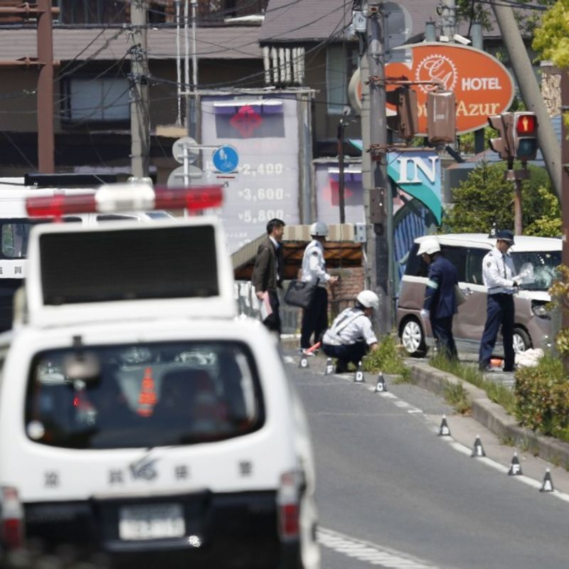 2 preschoolers killed after car collision in western Japan photo