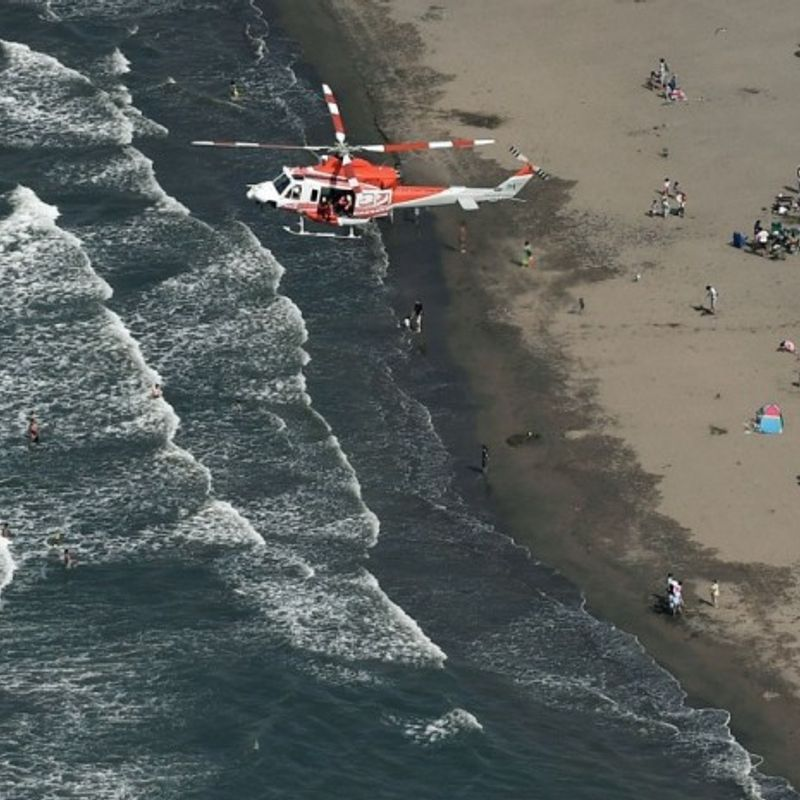 9 dead, 6 missing in water accidents across Japan photo