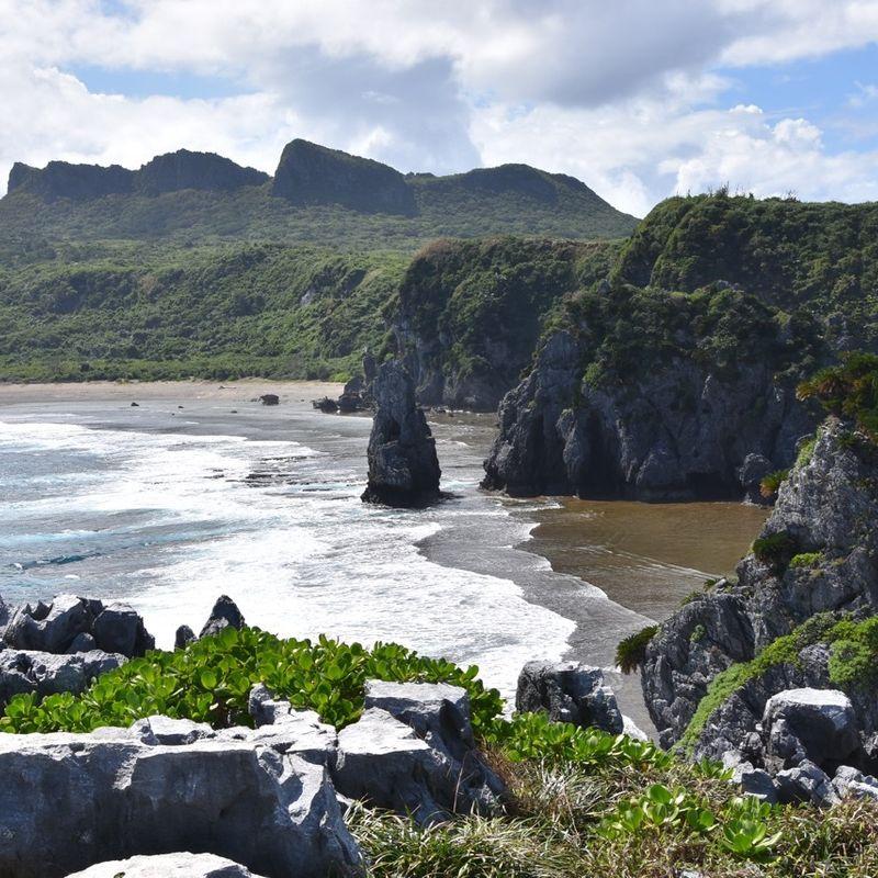 沖縄本島への運転:東北岸〜辺戸岬へ photo